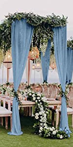 Chiffon Curtain for Backdrop