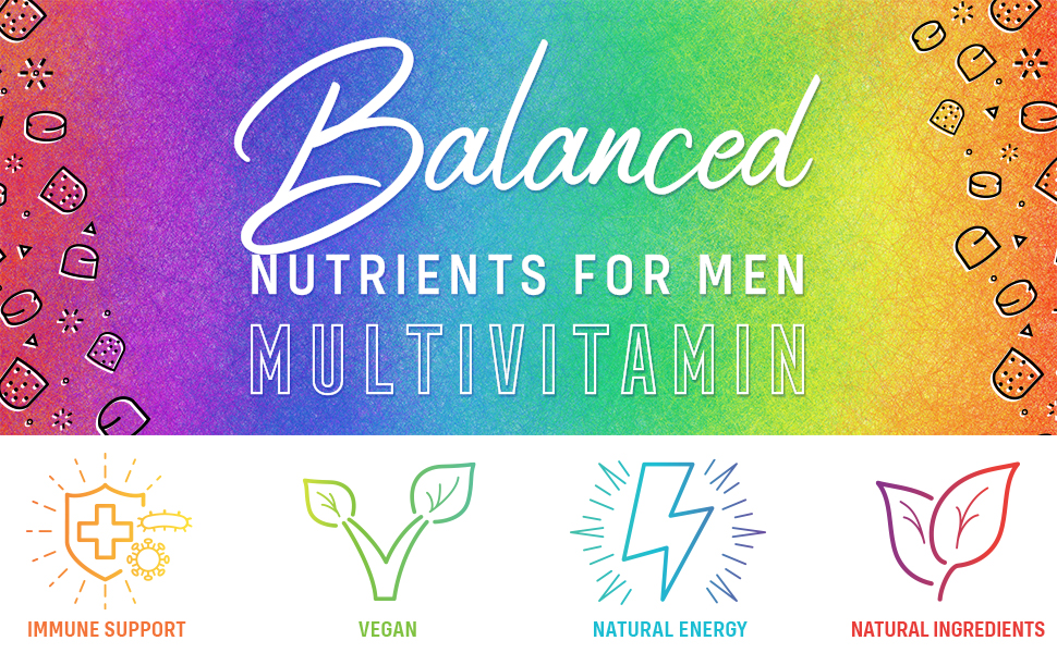 one multi mens vitamin mens healthy optimum nutrition mens gummy daily supplement