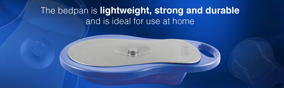 durable strong lightweight bedpan