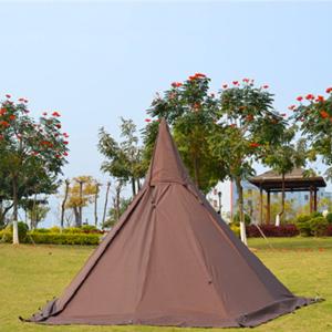 Camping tipi tent 6