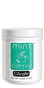 Mint Coconut Coffee 9.5oz