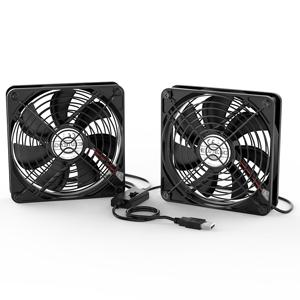 Ventilateur pour PS4 PS3 Xbox Routeur Mini PC
