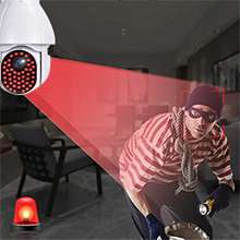 Motion Detection And Alarm