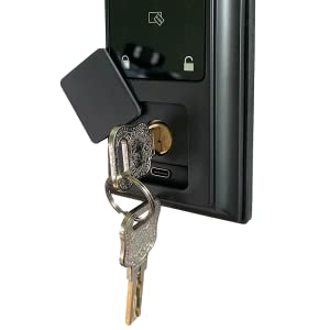 Lock with mechanical keys