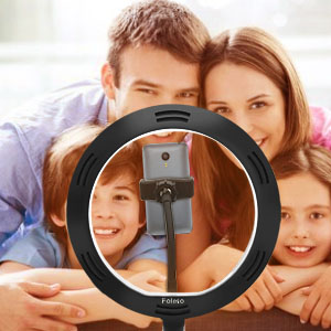 "10"" Selfie Ring Light"