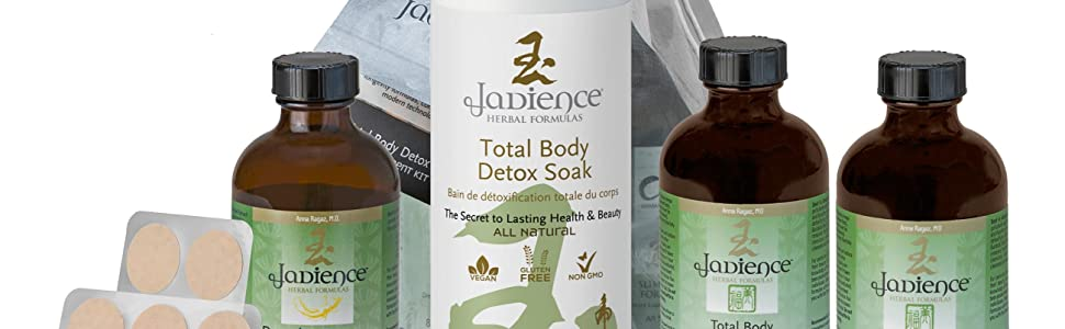 Jadince detox products
