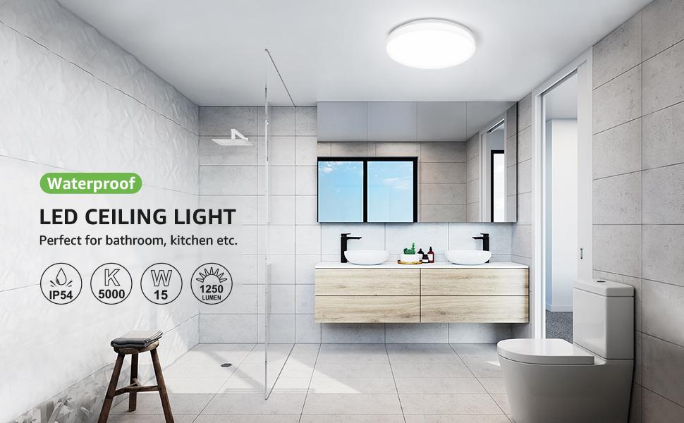 waterproof ceiling lamp