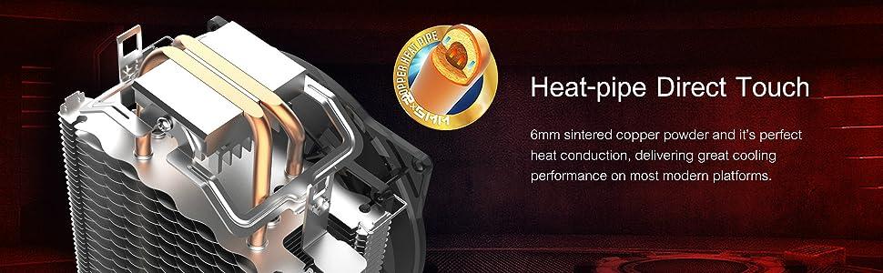 intel cpu cooler socket 115 Universal mounting system for LGA20XX/LGA1366/LGA115X