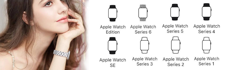compatible for Apple watch series 5