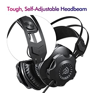 gaming headset with microphone