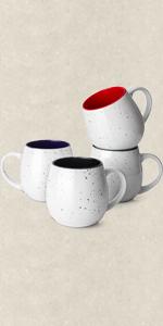 20 oz Coffee Mug Set