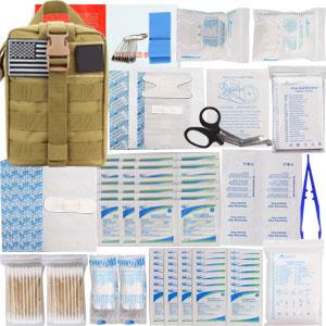 Comprehensive first aid supplies