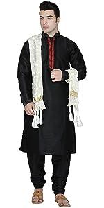 kurta pajama with stole