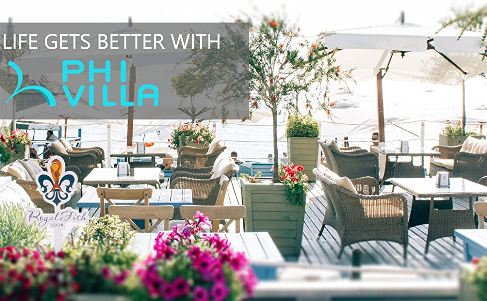 phi villa patio chair