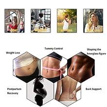 Workout waist trimmer belt