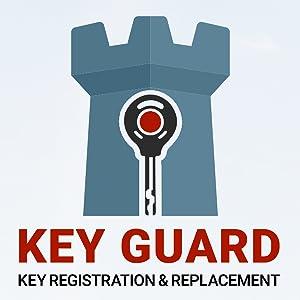 Via Velo Key Guard - Key Registration & Replacement Program