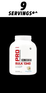 Vanilla Pro Bulk 1340