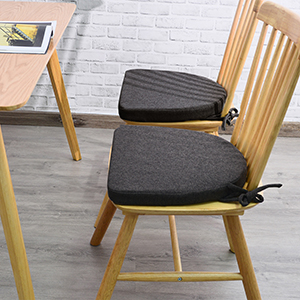 chair pads with ties