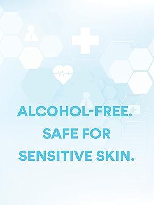 safe for sensative skin