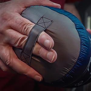 Finger Handle