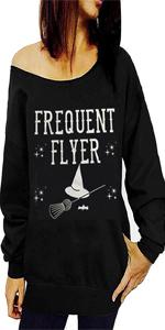 women's halloween sweatshirt