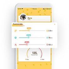 PETBIZ GPS DOG TRACKER WITH activity tracker