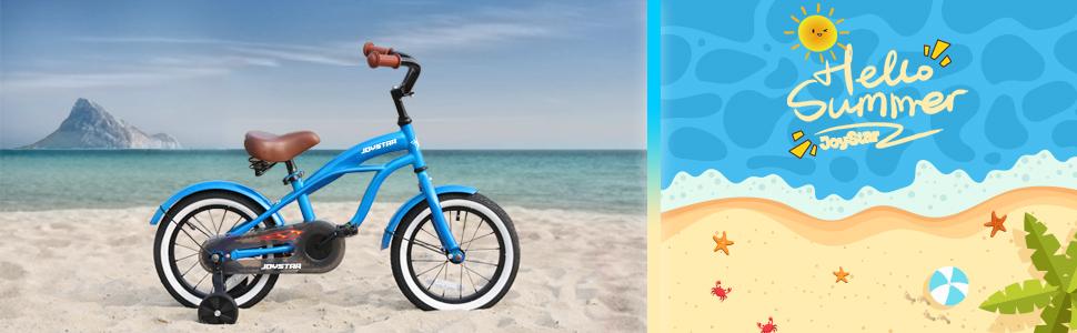 Joystar girl cruiser bike