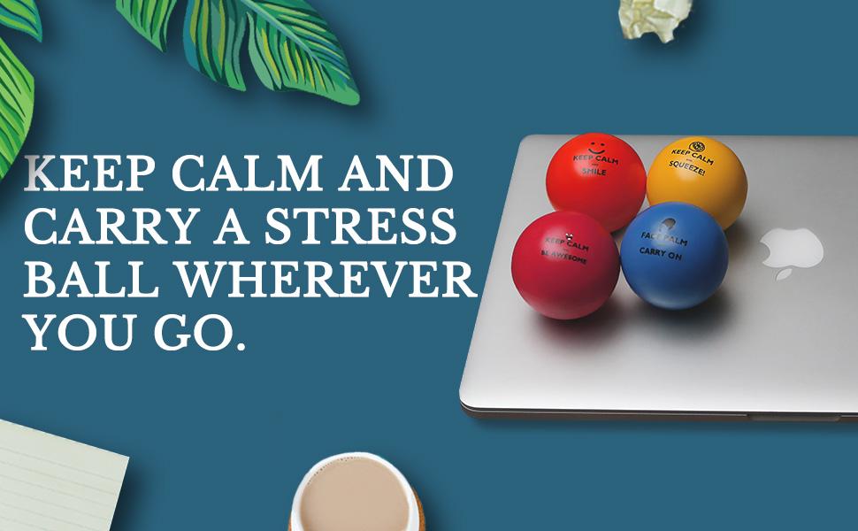carry a stessball stress ball wherever you go, multi pack, pure origins stress ball