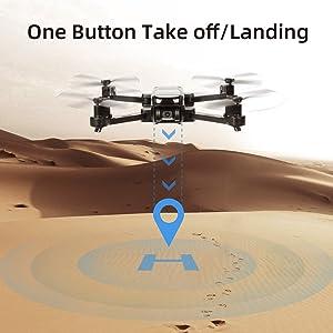 One Button Take off/Landing