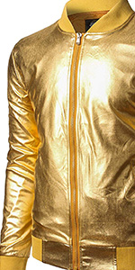 Gold Jackets