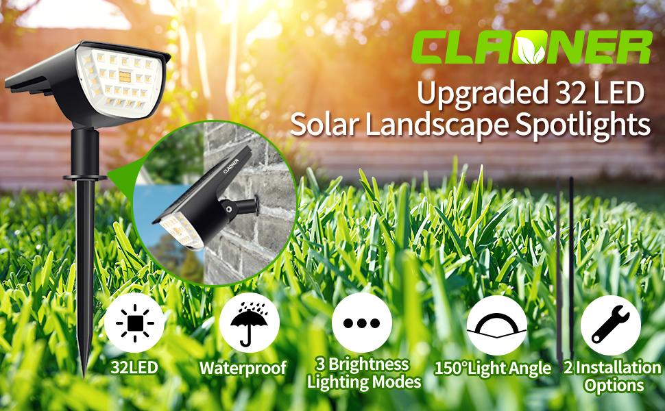 solar spotlight