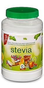 stevia 1:3 1 kg jar