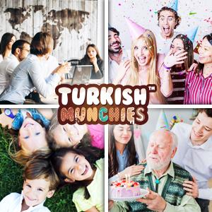 Turkish Munchies