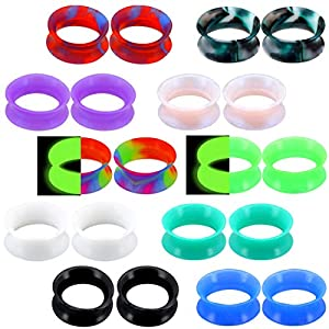 Silicone Tunnels