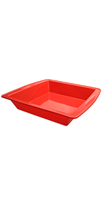 Silicone baking mold with non stick for bread and cake baking