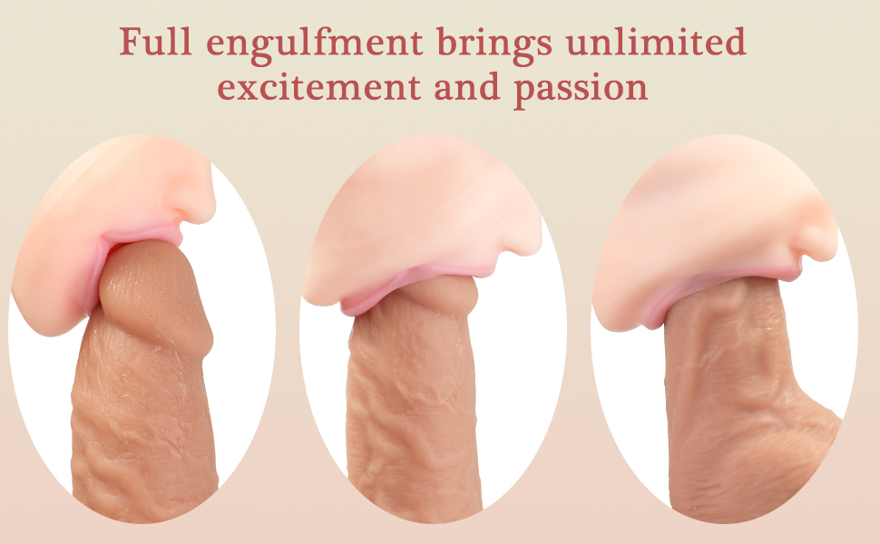 lifelike male dildo