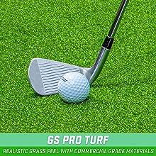 Golf chipping mats