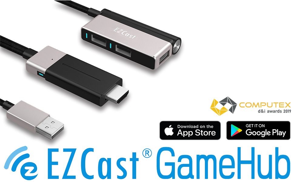 EzCast Game Hub