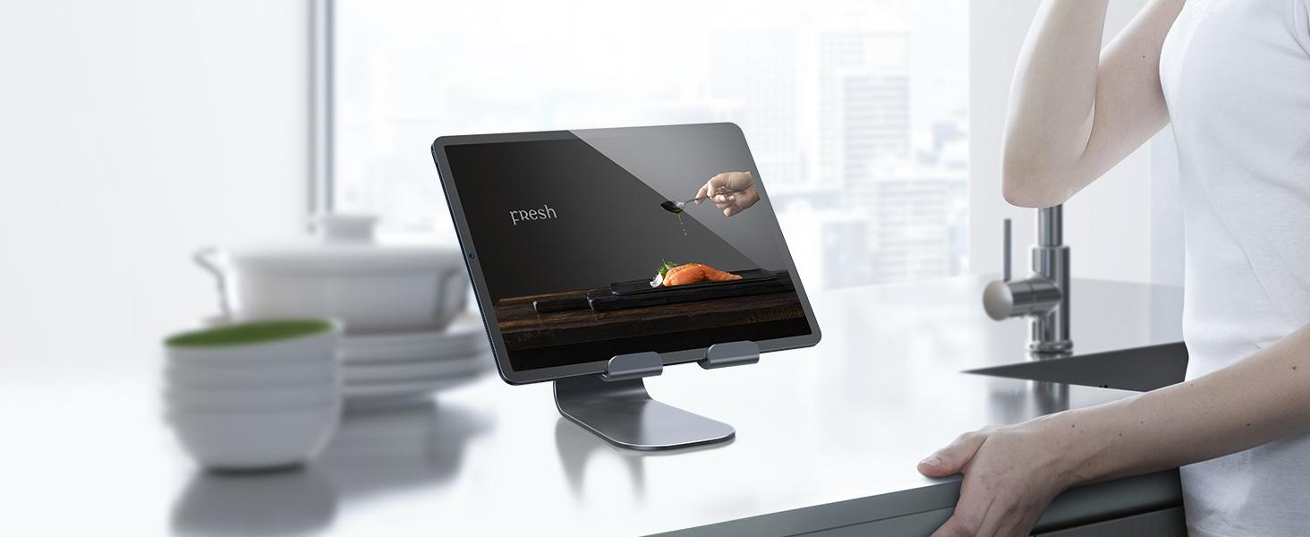 tablet stand for desk