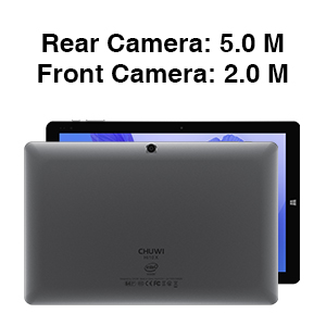 tablet with camera