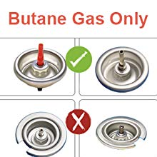 Butane Gas Only