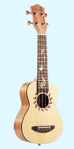 ukulele soprano starter kit