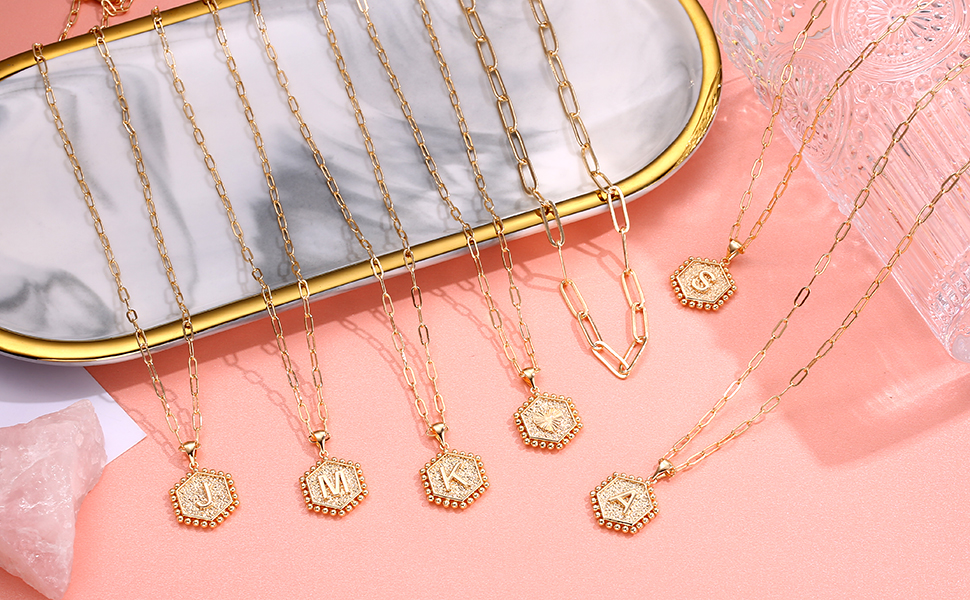 initial necklaces layered necklaces for women cute necklaces dainty necklaces womens necklaces
