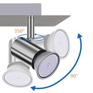 adjustable spotlight fitting
