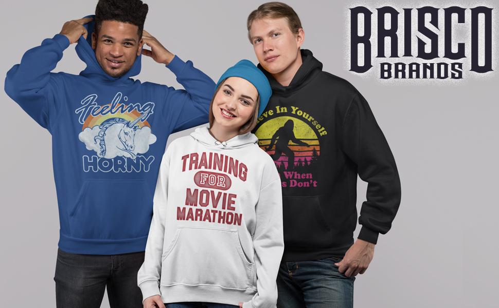 Hooded Sweatshirt Models