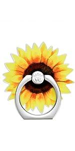 sunflower phone ring