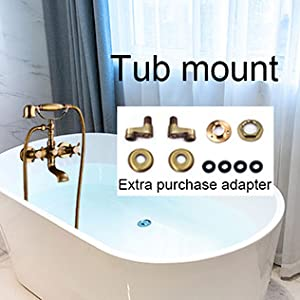 Tub Mount