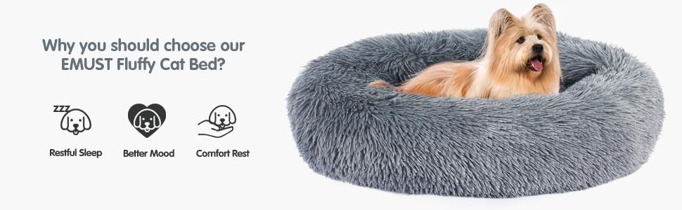 Donut Cat Beds
