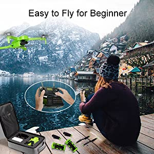 gps drone with 4k camera for adults