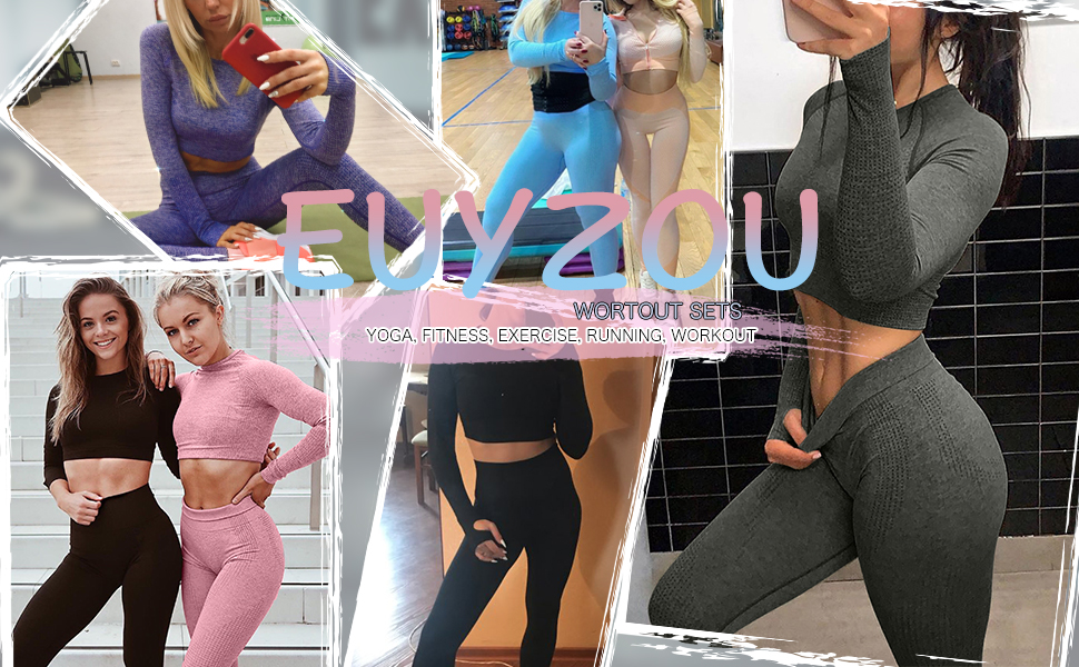 leggings and crop top sets